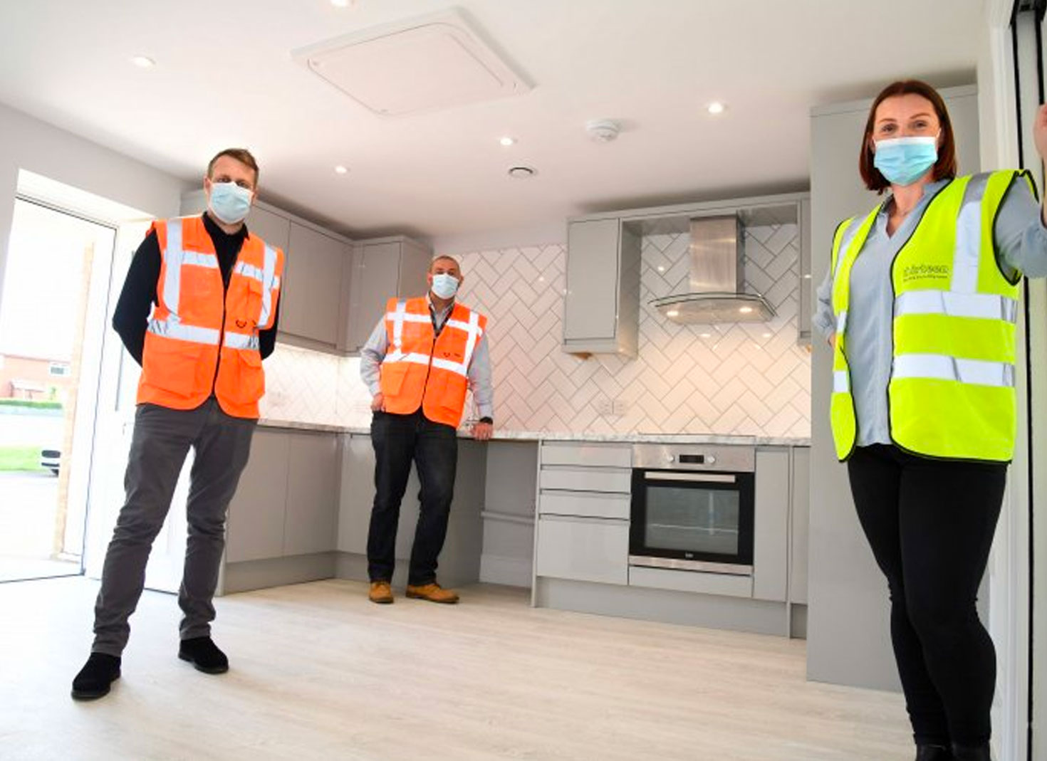 Green technology put to the test in Middlesbrough home